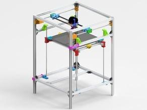 Hypercube 300 Reworked Z axis