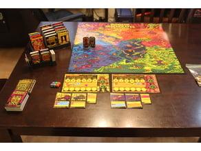 Dungeon Degenerates Card Trays