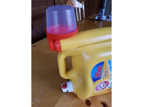 Laundry Detergent Cup Drain - Arm & Hammer