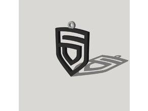 Penta Sports Logo Charm v1