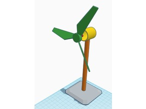 Micro Wind Turbine v1