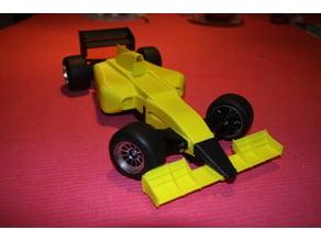 HPD F1 V2.0 A competition grade R/C car