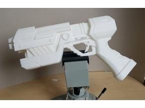 Zero Suit Samus Paralyser Gun