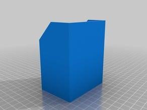 deck box & inserts tray
