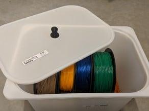 Ikea Trofast Knob - Filament Storage