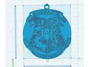 Medaillon Harry Potter