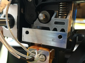 Wanhao Extruder Plate for Flexible Filament