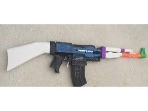 nerf ak-47 kit