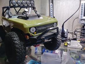 Axial Deadbolt 2 Front bumper
