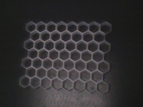 Honey Comb Trivet