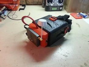 Quanum V1 Goggles wiring cover