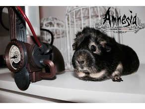 Amnesia a machine for guinea pigs