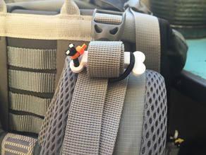 Backpack Strap Manager - 20mm - Backbone Strap