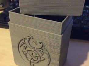 MTG Dragon Deck Box