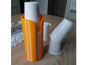 200ml Plastic Cup Holder