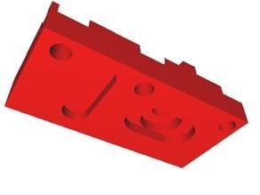 Holder for Mechanical Endstops v1.2 built for Mini Kossel 1515