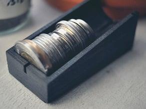 Misc - Coin Rack