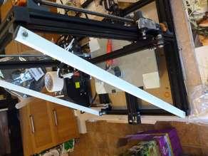 CR-10 Frame brace bracket