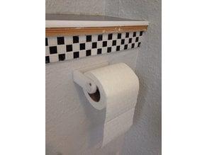 Simple Toilet Roll Holder