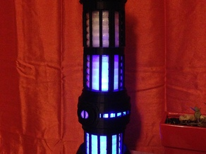 Warp Core Table Lamp