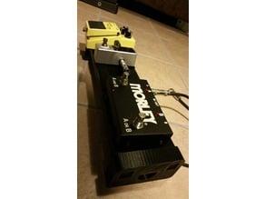 Guitar Pedal Board - Printable on the MP Select Mini (120x120x120)