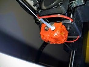 i3 Heater Block Gasket Mold