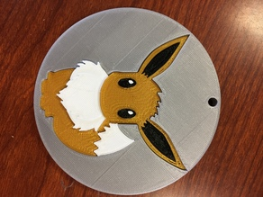 Eevee Ornament