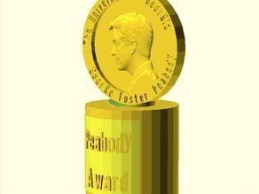 Stephen Colbert's Peabody Award!