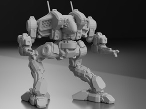 Cougar Prime for Battletech