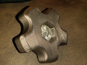 M12 Hex Head ThumbWheel