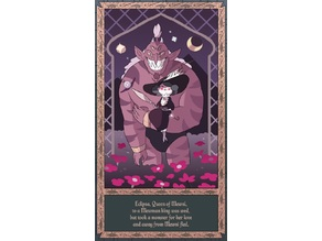 Queen Eclipsa tapestry