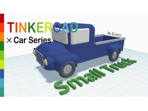 Small Truck with Tinkercad