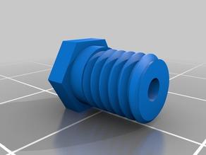Nozzle to 3d print