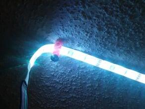 LED Strip Mounting Bracket