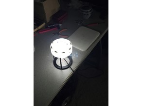 Desktop Arc Reactor - Lamp