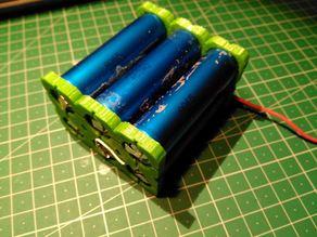 Parametric Battery Pack Holder