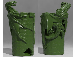 Wyvern Dice Tower
