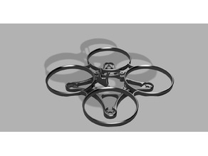 75mm Brushless Whoop.
