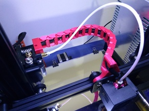 Drag Chain - Cable Chain - Ender 3