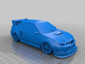 WRX STI Race Version