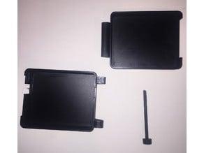 Arduino Case Hinge Pin