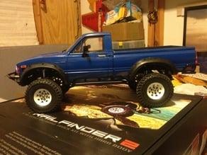 RC4WD TF2 lift kit