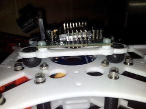Crossfire 2 KK2 vibration dampering adapter