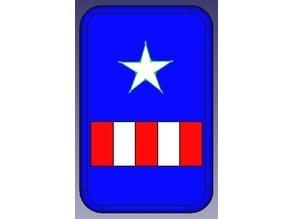 America Captain Kimiobox / Chemobox