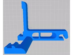 Filament guide for Ultimaker 3 (material 1)