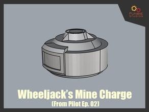 Transformers G1 Wheeljack's Mine Charge