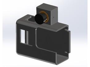 ShenDrones Ichabod Jr Camera Mount (servo compatible) to Suit RunCam Micro Eagle etc.