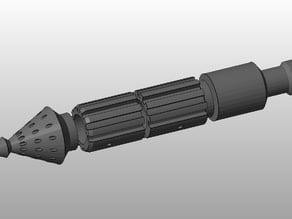 Boba Fett Gauntlet Rocket Missile