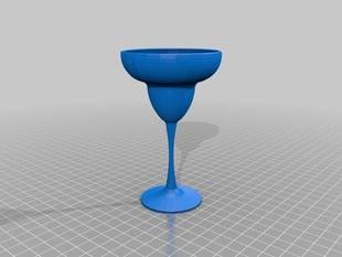 Margarita ( Pracatan ) Glass