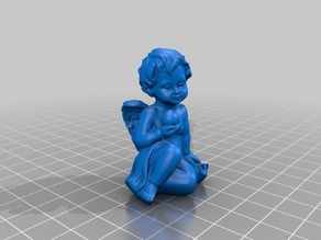 Christmas figure - 3D Scan